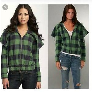 Juicy Couture Flannel Jacket